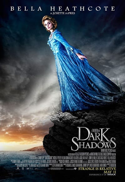 Dark Shadows Character Poster: Bella Heathcote