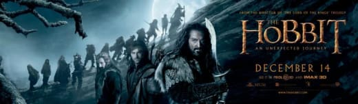 The Hobbit: An Unexpected Journey Banner