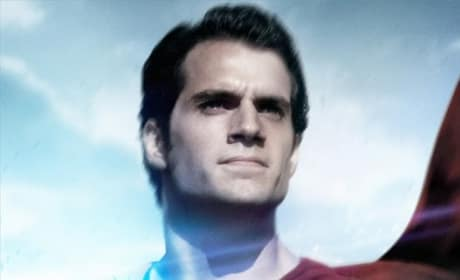 Man of Steel Character Posters: You are Not Alone