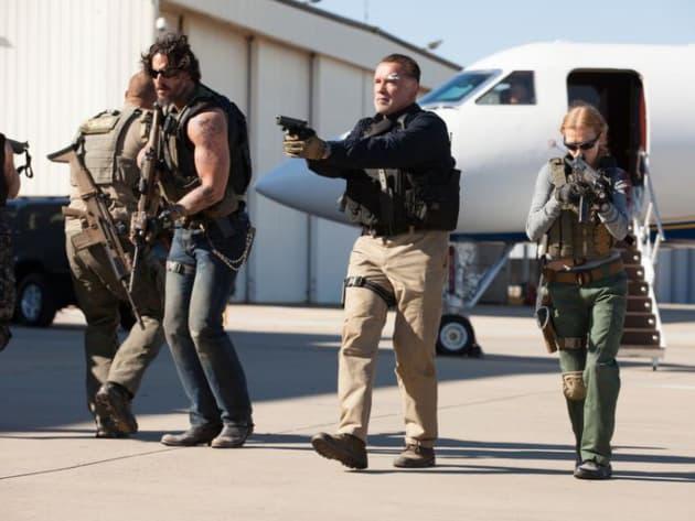Sabotage Arnold Schwarzenegger Joe Manganiello