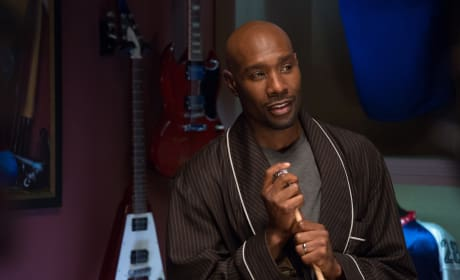 "The Best Man Holiday Exclusive: Morris Chestnut Dishes His ""First Love"""