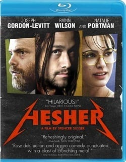 Hesher Blu-Ray