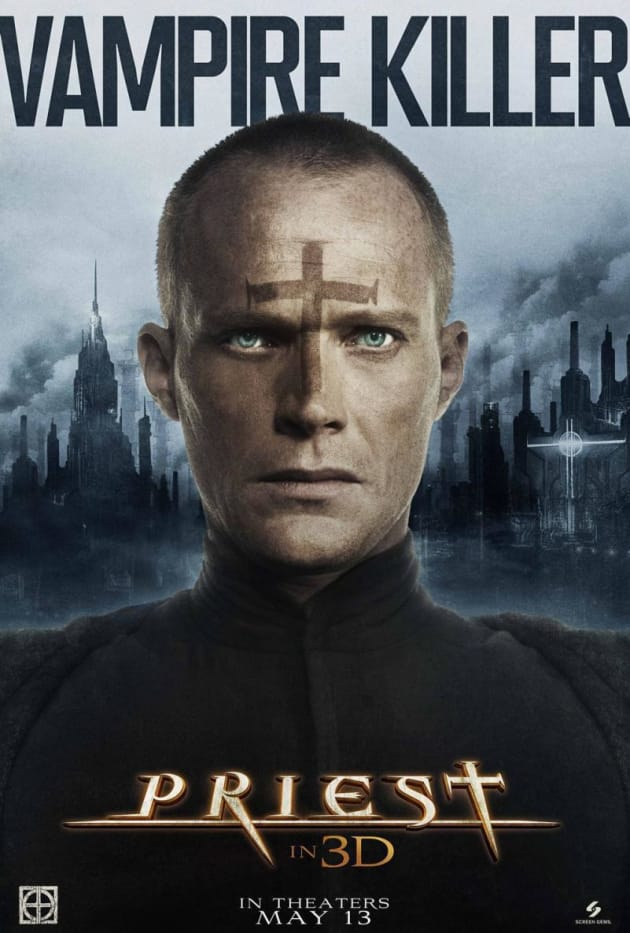 Priest Vampire Killer Poster