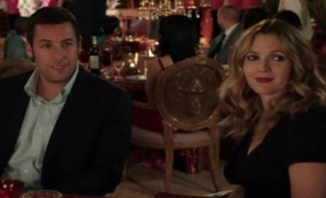 Blended Trailer: Adam Sandler and Drew Barrymore Back Together
