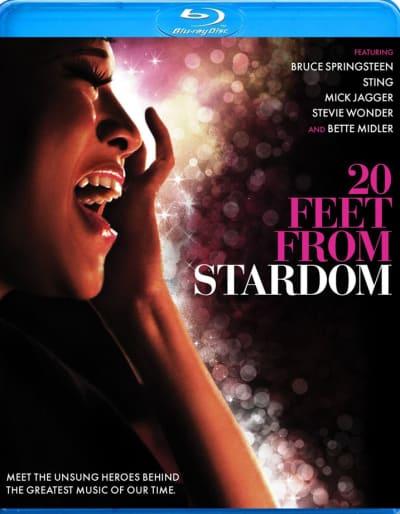 20 Feet From Stardom Blu-Ray