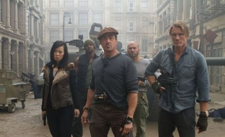 The Expendables 2 Wins Again: Weekend Box Office Results