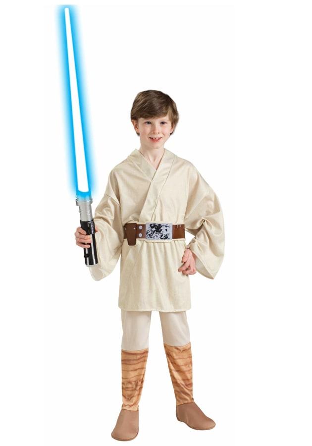 Luke Skywalker Halloween Costume