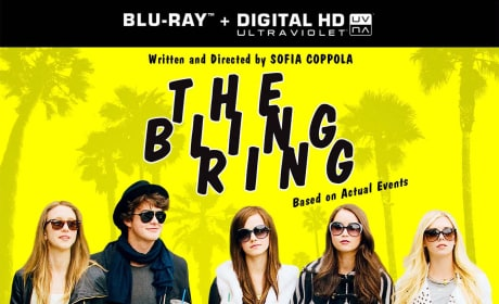 The Bling Ring DVD Review: Living the New American Dream