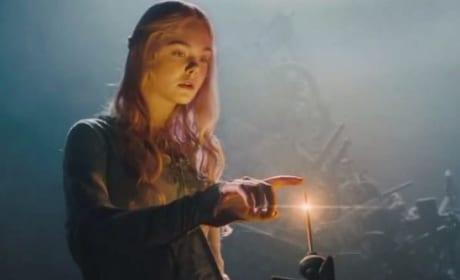 Elle Fanning Maleficent Photo