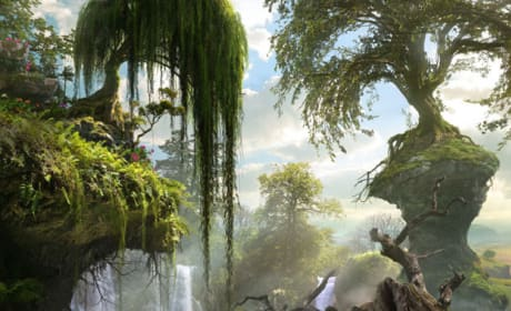 Oz: The Great and Powerful Teaser Art Premieres