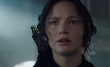 Mockingjay Part 1 Katniss