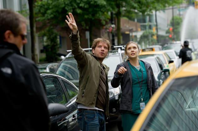 Godzilla Gareth Edwards Elizabeth Olsen