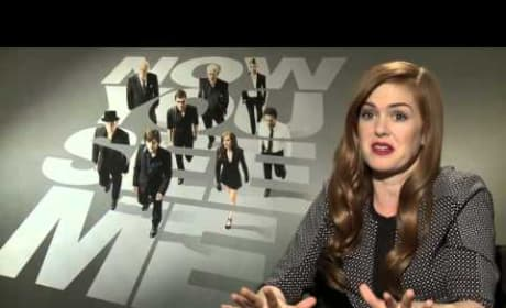 "Now You See Me: Isla Fisher ""Almost Drowned"" During Filming!"