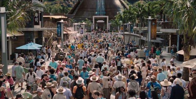 Jurassic World is Popular