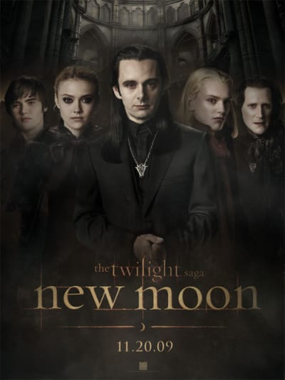 The Volturi Poster
