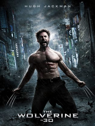The Wolverine 3D Poster