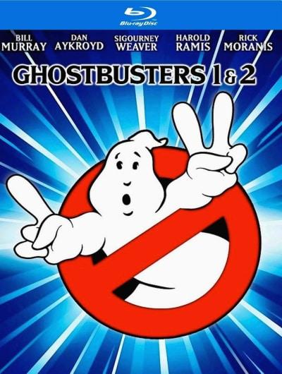 Ghostbusters I and II Blu-Ray