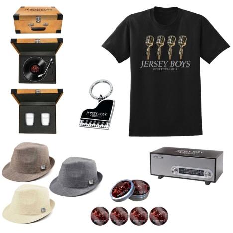 Jersey Boys Prize Pack