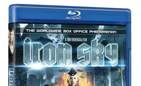 Iron Sky Exclusive Giveaway: Win a Copy of the Blu-Ray!