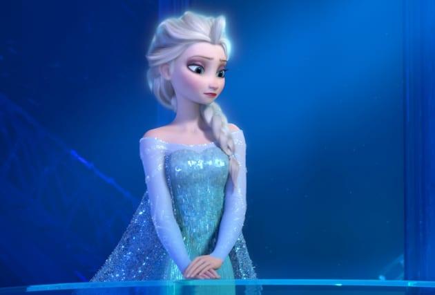 Frozen Elsa Still