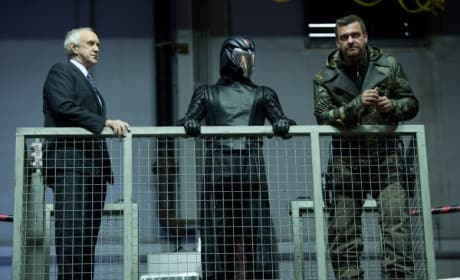 Ray Stevenson G.I. Joe Retaliation