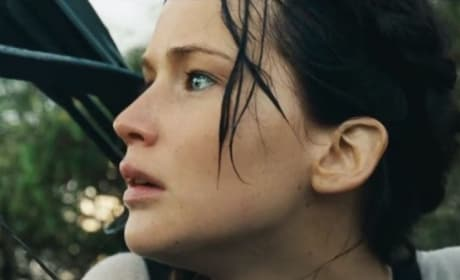 Jennifer Lawrence Katniss The Hunger Games: Catching Fire