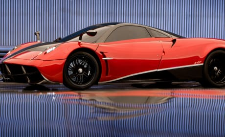 Transformers 4 Has a New Car: 2013 Pagani Huayra
