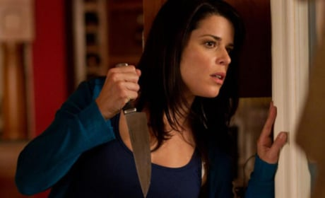 Neve Campbell Screams Again in New Scream 4 Posters