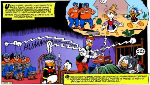 Inception Scrooge McDuck
