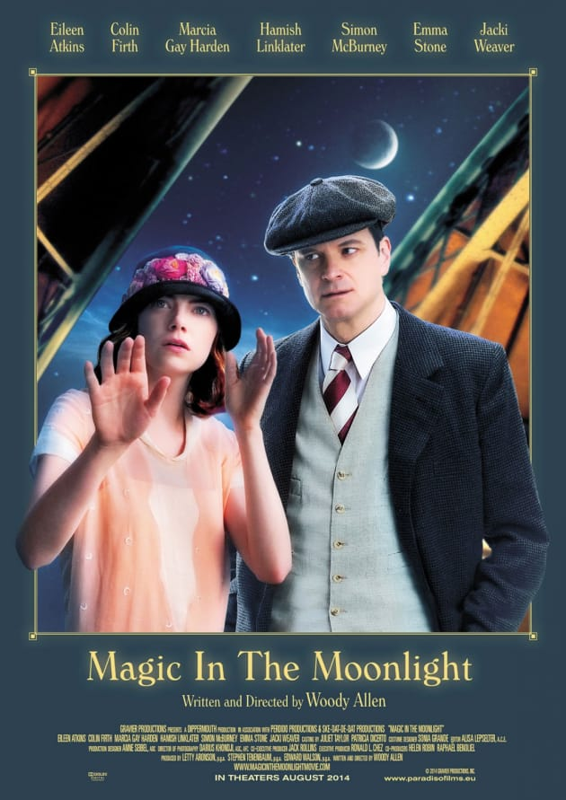 Magic in the Moonlight Poster