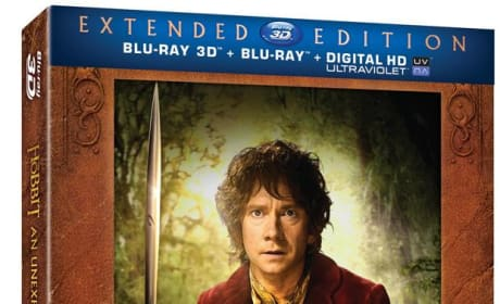 The Hobbit An Unexpected Journey Extended Edition DVD Review: Middle Earth Magic