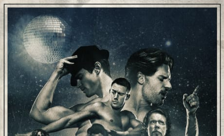 Magic Mike XXL Cast Poster