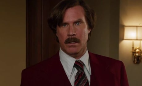 Will Ferrell Anchorman 2 No Joke Cut