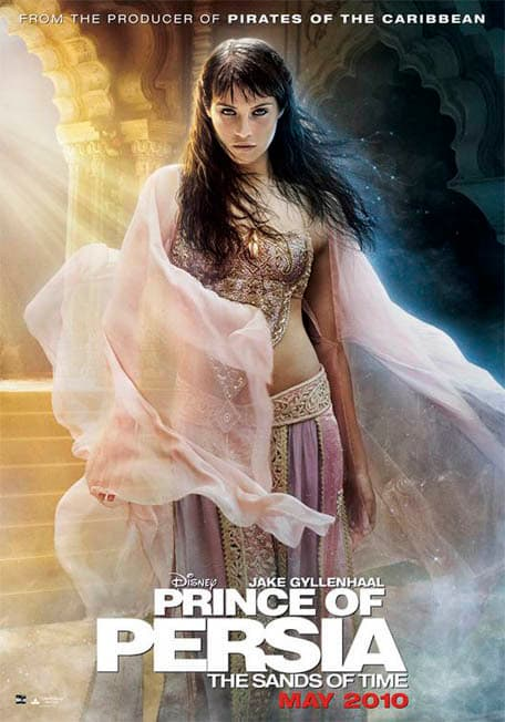 Prince of Persia Poster: Tamina