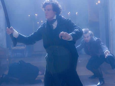 Benjamin Walker Stars in Abraham Lincoln: Vampire Hunter