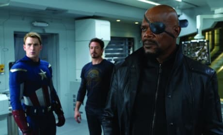 The Avengers Gag Reel: Dudes, You're On Your Own