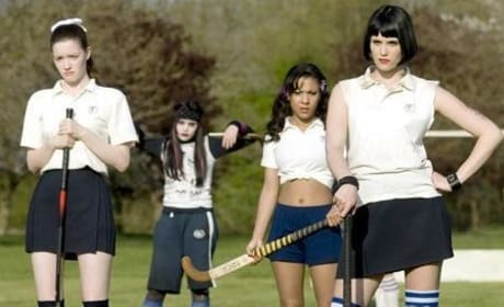 Gemma Arterton, Talulah Riley Dish on St. Trinian's