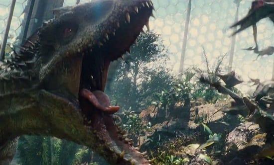 Jurassic World Dinosaur Still
