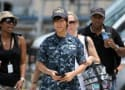 First Look at Rihanna on the Set of Battleship!