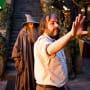 Peter Jackson Ian McKellen The Hobbit: An Unexpected Journey