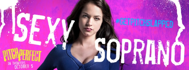 Alexis Knapp Pitch Perfect Banner