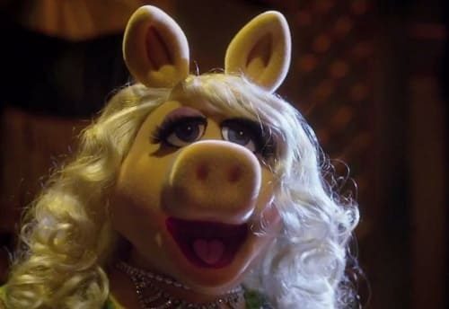 Muppets Most Wanted Miss Piggy