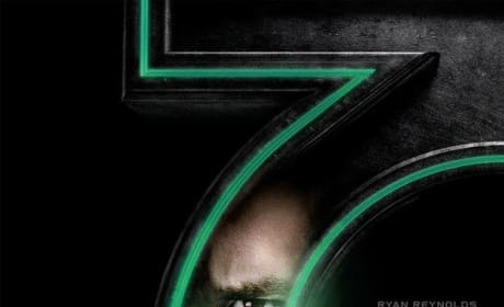 Green Lantern Comic-Con Posters Reveal Mark Strong as Sinestro!