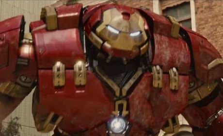 Avengers Age of Ultron Hulkbuster