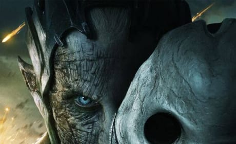 Thor The Dark World: Malekith Character Poster Revealed!