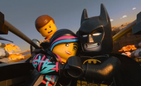 The LEGO Movie: Cast Chats Building a Blockbuster