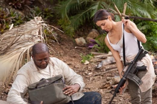 Forest Whitaker Eva Longoria A Dark Truth