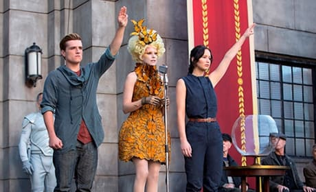 The Hunger Games: Catching Fire Photos, Comic-Con Panel Confirmed