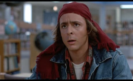 Judd Nelson The Breakfast Club