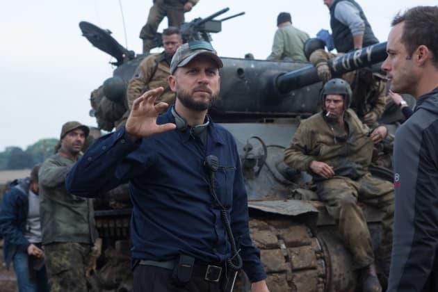 David Ayer Directs Fury